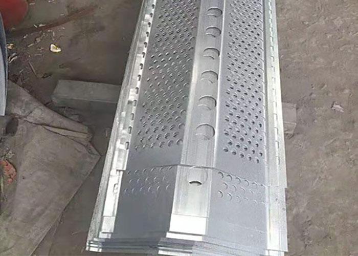 防風防塵抑塵網批發 防風防塵抑塵網 龍鼎新彩鋼防塵網價格