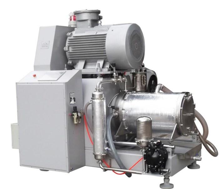 納米級臥式油墨砂磨機 納米級臥式油墨砂磨機生產廠家 納隆機械