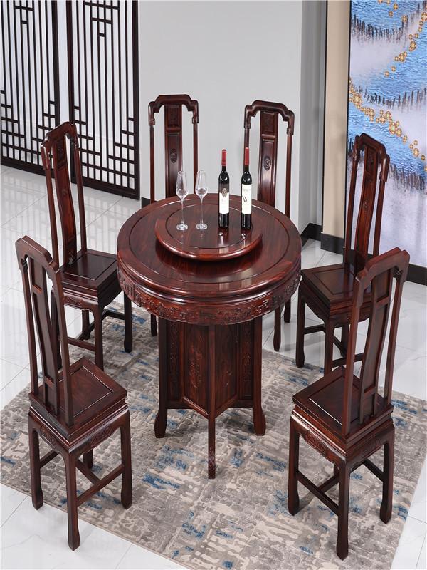 印尼黑酸枝 明清粒子紅木家具直銷 印尼黑酸枝餐廳家具