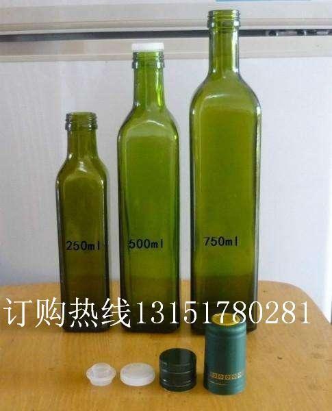 250ml500ml750ml橄欖油瓶食用油瓶